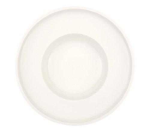 Villeroy & Boch Pastateller, Porzellan, weiß, 30 x 30 x 8 cm weiß 1041302695