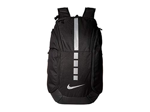 (Nike Hoops Elite Hoops Pro Basketball Backpack Black/Metallic Cool Grey)