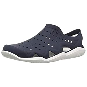 Crocs Men's Swiftwater Wave Flat Sandals