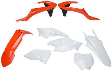 Polisport Complete Replica Plastic Kit 16 KTM Orange for KTM 450 SX-F 2016-2018