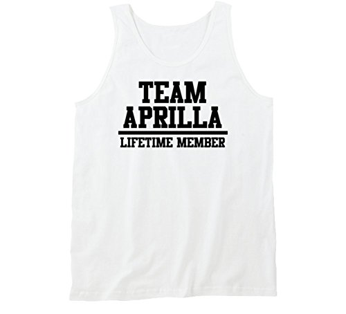 team-aprilla-lifetime-member-name-personalized-cool-tanktop-l-white