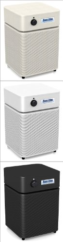 HealthMate Jr. Plus Austin Air Purifier Unit (Color:Black)