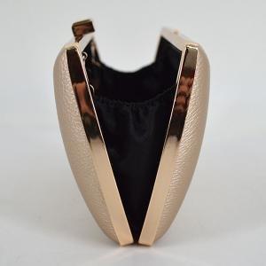 Pouch Makeup Lipstick Party Evening Fashion PVC Bag Clutch MEGA Golden Elegant Handbag Women Organizer xg0wqnz