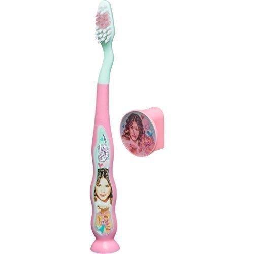 Disney Violetta-Cepillo de dientes y protección: Amazon.es: Salud y cuidado personal