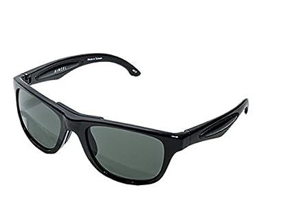 Amazon.com: Vapor de amphibia Wave – Gafas de sol, Negro ...