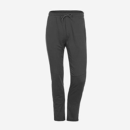 De Slim Survêtement Latérale Gris Grande Petits Pieds Pantalons Sport Amuster Hommes Taille Décontractée Élastique Avec Glissière À 58zgw