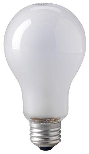 - 6 Qty. Eiko ECA 120V 250W Inside Frosted A-23 E26 Base Lamp Bulb