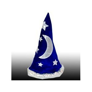 [Blue Wizard Hat - Available in Merlin] (Merlin Costumes)