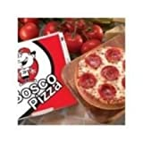 Boscos Entree Deep Dish Cheese Pizza, 7 inch -- 36 per case.