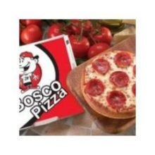 Boscos Entree Deep Dish Cheese Pizza, 7 inch -- 36 per case. by Boscos Pizza
