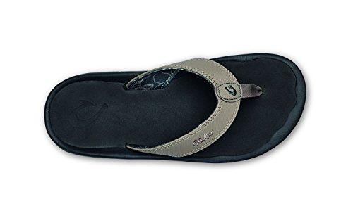 Olukai Ohana Sandal - Hombres Clay / Black