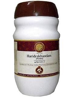 Amazon com: Baba Ramdev -Divya Haridrakhand Kwath: Health & Personal