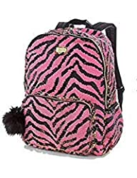 Sequin School Backpack