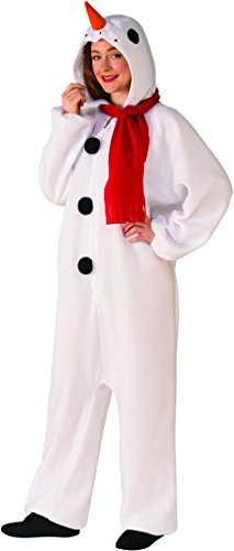Rubie's Women's Standard Snowman Costume, As As Shown,