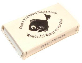 Wooden Matchbox - 1