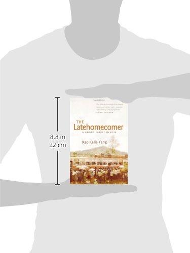 Amazon.com: The Latehomecomer: A Hmong Family Memoir ...