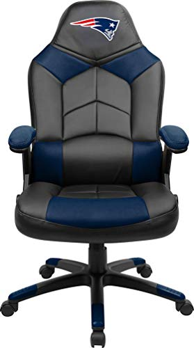 Imperial Officially Licensed NFL Furniture; Oversized Gaming Chairs, New England Patriots ()