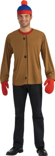South Park Costumes For Kids (Rubie's Costume NLP South Parks Stan Costume, Standard,)