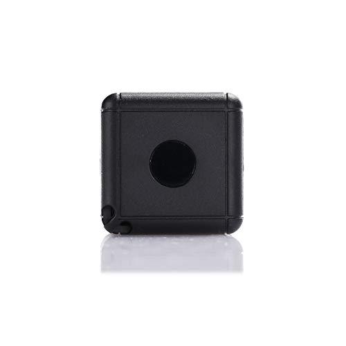 Springdoit Mini cámara HD de 1080p cámara Ligera Monitor detección de Movimiento del automóvil - Negro