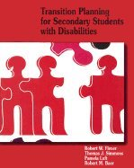 Transition Planning for Secondary Students with Disabilities (01) by Flexer, Robert W - Simmons, Thomas J - Luft, Pamela - Baer, R [Paperback (2000)]