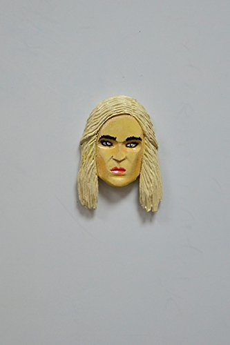 Daenerys Targaryen Game of Thrones Handmade Wooden Magnet Unique Home Décor Original Gift
