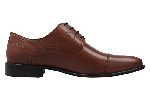 Herren Schuhe Braun Halbschuhe Manz in Essex Übergrößen 5Cn0qnwTIx
