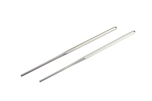 Joyce Chen 90-1127 5 Pair Per Pack Stainless Steel Chopsticks