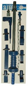Slide Hammer Set 10# W Board/Slugger by Tool Aid (Image #1)