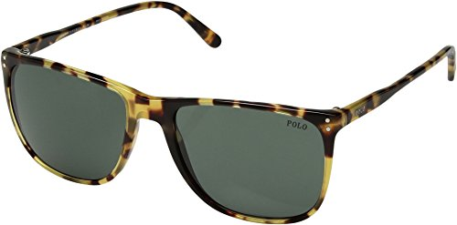 Polo Ralph Lauren Unisex 0PH4102 Havana Brown One - Sunglasses Warranty Polo