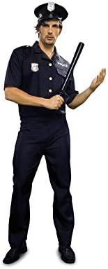 Juguetes Fantasia - Disfraz policia adulto: Amazon.es: Juguetes y ...