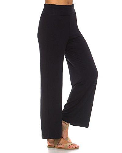 Petite Black Pants - 6