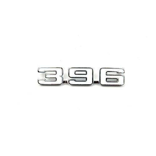 Eckler's Premier Quality Products 33-185004 Camaro Fender Emblem, 396,