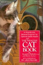 The Very Healthy Cat Book: A Vitamin and Mineral Program for Optimal Feline (Very Healthy)