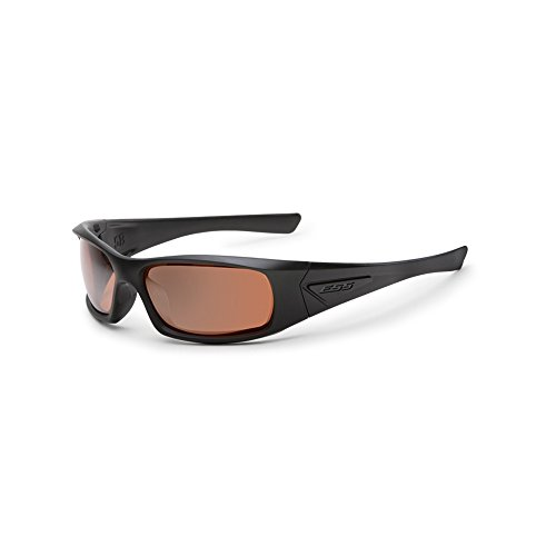 ESS 5B High-Impact Sunglasses Mirrored Copper Lens - 5b Ess Sunglasses