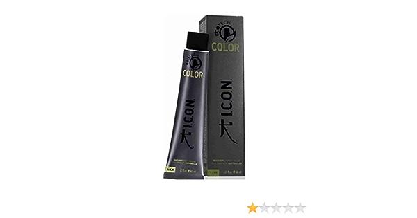 Icon Ecotech Natural Color 5.4 Light Copper Brown Tinte - 60 ...