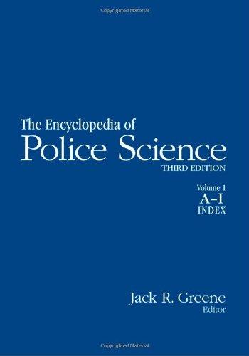 The Encyclopedia of Police Science: 2-volume set