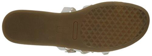Aerosoler Kvinners Plate E Business Sandal Hvit Slange