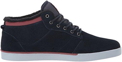 Black MID Solaria Etnies JEFFERSON Grey Nero uomo Navy Red grey Sneaker Publications HHtSqw0