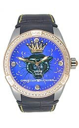 - Christian Audigier's Women's Intensity Collection Queen Panther watch #INT-305