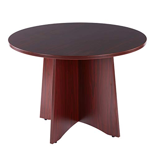 Sunon 42 inch Dia Round Conference Table with