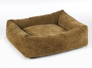 Bowsers Dutchie Bed, X-Large, Pecan Filigree by Bowsers