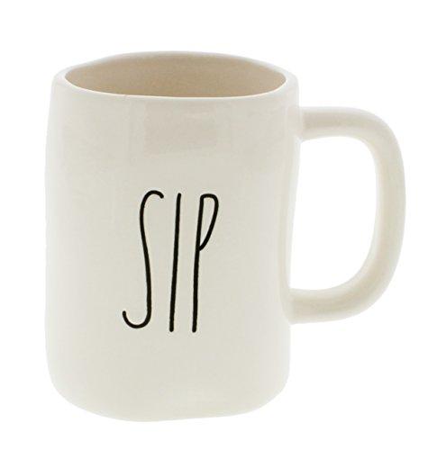 Rae Dunn by Magenta SIP Ceramic LL Coffee Mug