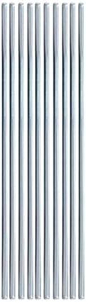 KyStudio 10 PCS//20 PCS//30 PCS Aluminum Welding Rods Wire Aluminium Welding Brazing Soldering Low Temp Durafix Easyweld Rods 10 PCS 33X0.2cm