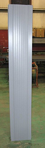 Column Wraps - BVCW Series; Overall Height: 60''; Fits Columns Measuring: 20''; Color: Red by Beacon World Class Products