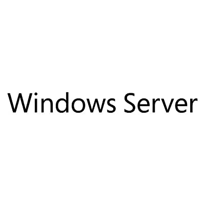 HP Microsoft Windows Server 2016 Essentials - License - 16 Core, 1 Concurrent User - OEM