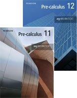 Pre-Calculus 12 Worktext
