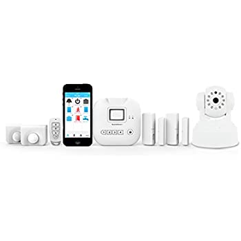 Amazon.com : Smart Wi-Fi Alarm System Deluxe Kit with IP ...