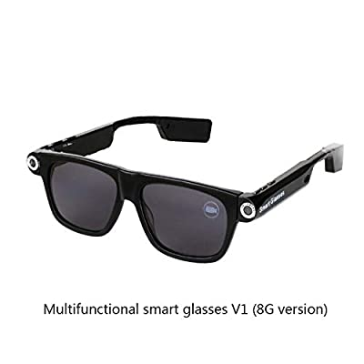 CE-LXYYD HD/Video/Camera/Photo/Smart Glasses/Bluetooth Glasses/Google Camera/Multi-Function Glasses, OTG