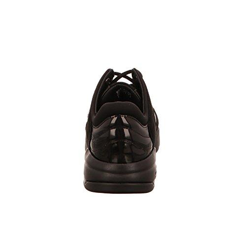Basses D Noir A Sfinge Geox Baskets Femme xnBAq40w7g