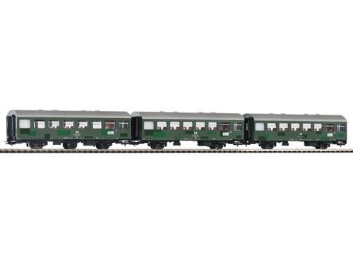 Mehrfarbig Piko 58358 Reko-Wagen